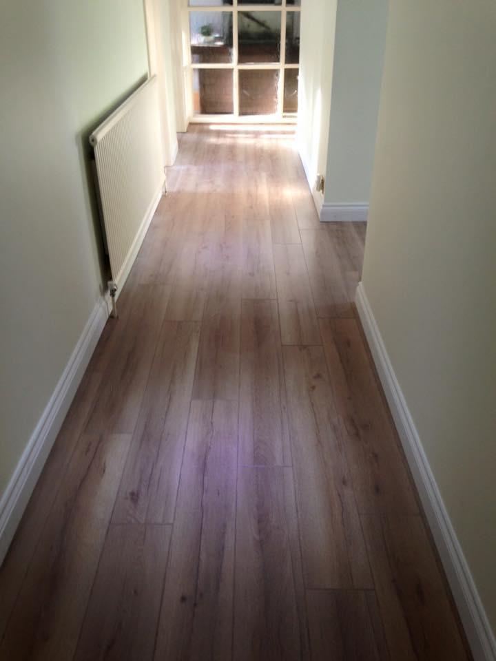 Wooden Hallway Floors